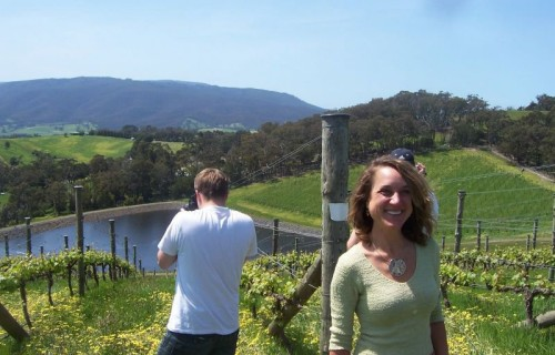 Sexton Vineyard, Giant Steps, Yarra Valley