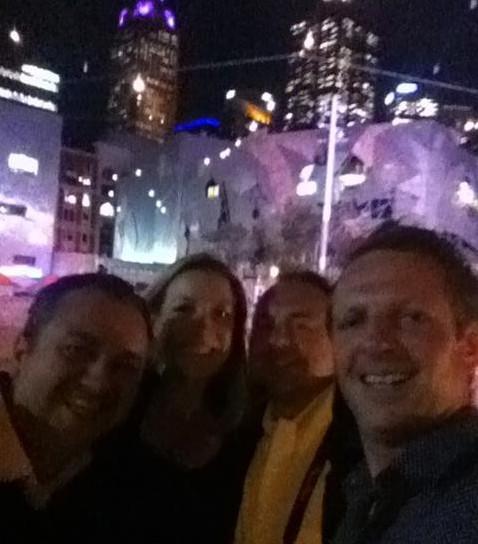 Melbourne Grazing Night