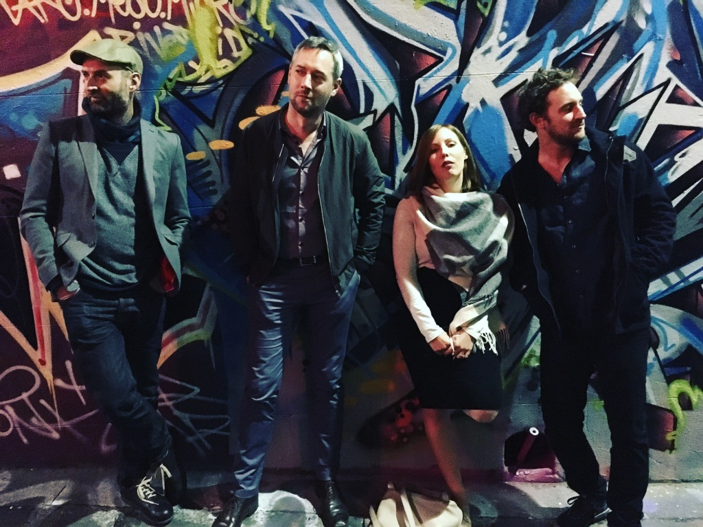 Band photo, Melbourne