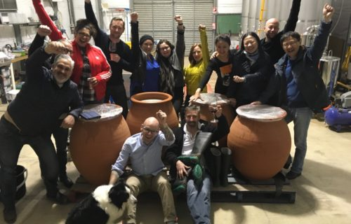 Amphora Nights at Adelina, Clare Valley