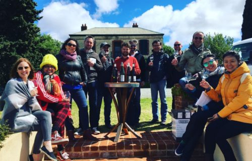 Florita Vineyard at Clos Clare, Jim Barry wines