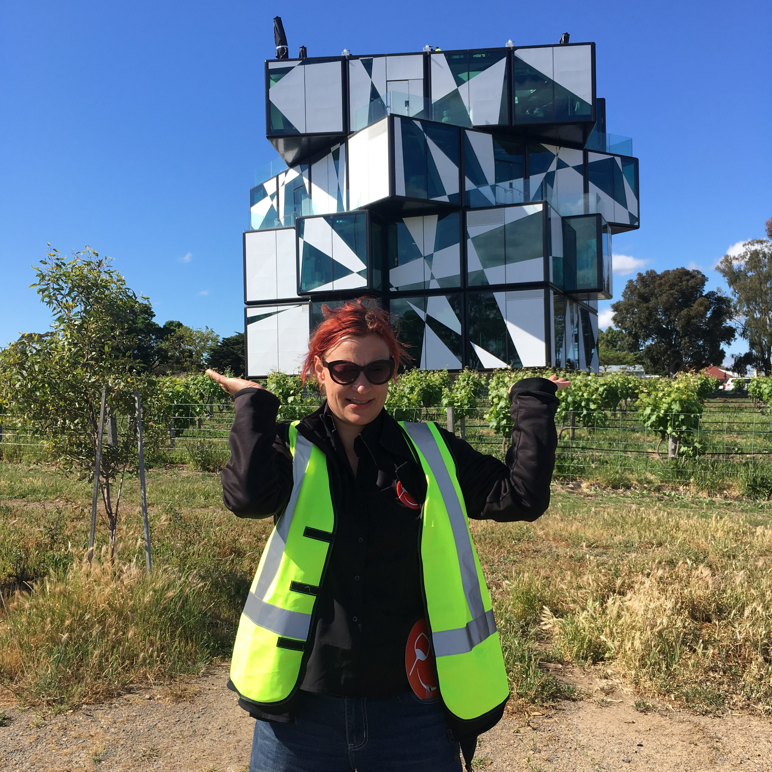 Claudia and The Cube, d'Arenberg