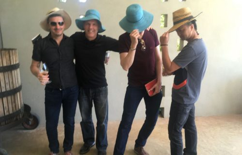 Boys in the Hat