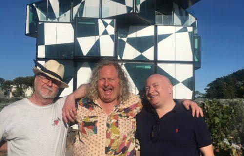 An Englishman, Australian and a Canadian walk into a cube…