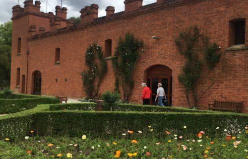 The All Saints castle