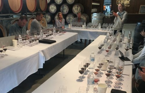 A roomful of Muscat