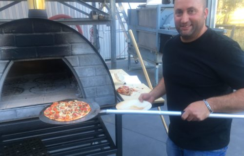 Best pizza in Australia