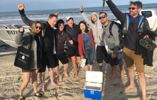 Squidding Team!!